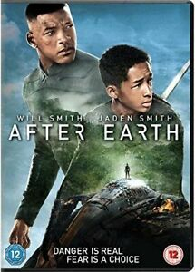 After Earth DVD (Region 2, 2013) Free Post