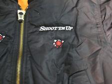 SHOOTEM UP Film Jacket  / Clive Owen /  Paul Giamatti /Collectors M