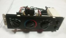 00 - 05 CHEVY CAVALIER LS Z24 A/C HEATER CLIMATE TEMPERATURE CONTROL 09350641