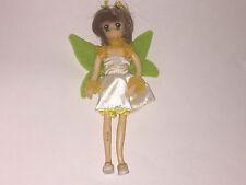 "CARDCAPTOR SAKURA CardCaptors 8"" GREEN FAIRY Doll Japanese Anime Clamp Et Al EUC"
