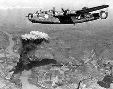 "Fertile Myrtle USAAF Consolidated B-24 Liberator 8""x 10"" World War II Photo 128"