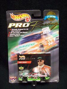 Hot Wheels Pro Racing 1998 Tabasco Todd Bodine Nascar.