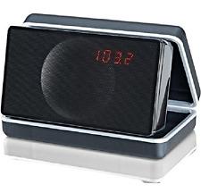 Geneva Model XS ricaricabile senza fili Bluetooth 2.1 COMPATIBILE RADIO FM NERO
