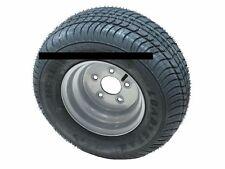 18.5 X 8.50-8 (215/60-8)LRC Triton Silver Snowmobile Trailer Tire & Wheel Kenda