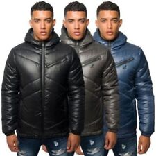 Polyester Puffer Regular Size Coats & Jackets for Men