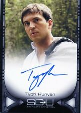 Stargate Universe Season 1 ~ TYGH RUNYAN Auto/Autograph Card Caine SG-U