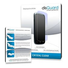 disGuard 2 x Crystal Clear Screen Protector for Creative ZEN X-Fi3/XFi3 - PRE...