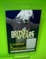 Britney Spears Backstage Family & Friends Pass Perri Dream in a Dream Tour 2001