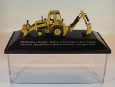 Radlader 1/87 Cat Caterpiller 428 Backhoe Loader in O-Box #951