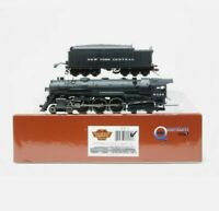 HO Broadway Limited BLI 001 NYC New York Central 4-6-4 J1e Steam #5344 DCC Sound