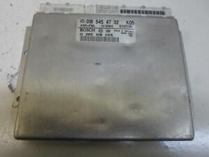 ABS CONTROL MODULE MERCEDES BENZ W140 S-CLASS S320 1997 1998 1999 0185454732 OEM