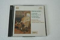 Prokofiev - Cinderella Suites Nos.1-3, Scythian Suite, On the Dnieper CD(Box56)