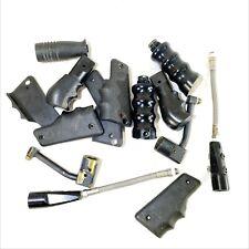 Lot Tippmann Model 98 Custom A-5 Grip Front Fore Extension Hose Regulator Part