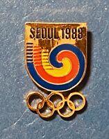 Venue Pin of the SEOUL KOREA 1988  Olympiad