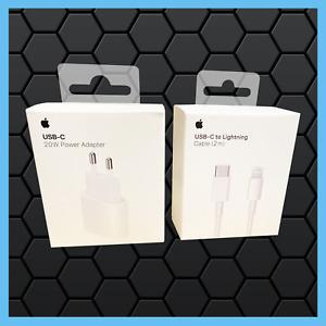 Original Apple 20W USB-C Power Adapter iPhone 12 12 Pro Max Netzteil Ladegerät