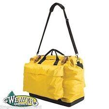 Arborist Tool Bag, Hard Plastic Bottom, Protects Tools, Yellow
