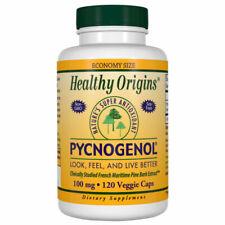 Healthy Origins Pycnogenol 100 mg 120 Veg Caps