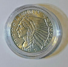 More details for  silver bullion 'coin'. i x 3.1g .999 purity