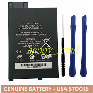 Genuine Battery 170-1032-00 For Amazon Kindle Keyboard 3rd Gen D00901 Graphite