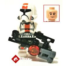 LEGO Star Wars Republic Trooper (heavy gunner) from set 75001