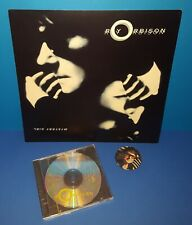 """Roy Orbison """"Mystery Girl"""" Promo Only 2 Sided Flat & Sealed Cd Single, Button"""