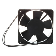 AC 220V-240V 120x120x25 mm Fan for PC Black Z8X4