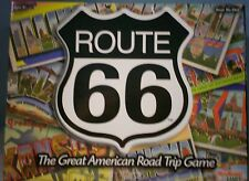 Route 66 Great American Road Trip Game, Endless Games, 2002, Cards still Sealed