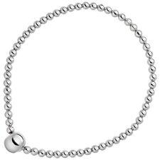 Armband 925 Sterling Silber Silberarmband endlos elastisch 1stück 46868