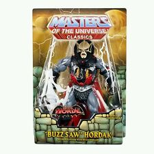 "Masters Of The Universe Classics""BuzzSaw""Hordak Figure Ruthless Leader w/Blaster"