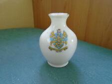 Vase 1920-1939 (Art Deco) Date Range Goss Crested China