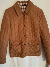 Brown Topshop Barber Style Jacket Size 8