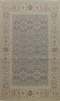 Geometric Traditional Ziegler Turkish Wool Area Rug Classic Large Carpet 10'x13'