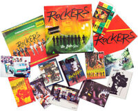 Various Artists - Rockers: The Irie Box [New Vinyl LP] Boxed Set