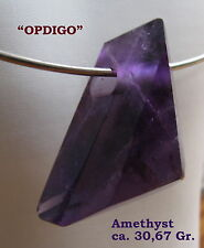 """Amethyst  / Heilstein / Unikat -   Designed by """"OPDIGO"""""""