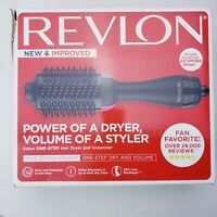 Revlon Pro Collection One-Step Hair Dryer & Volumizer Hot Air Brush  OPEN BOX