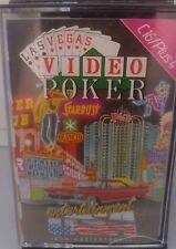 Video POKER C 16, plus 4 (cassette tape, istruzioni, imballaggio)