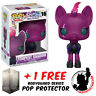 FUNKO POP MY LITTLE PONY MOVIE TEMPEST SHADOW EXCLUSIVE + FREE POP PROTECTOR