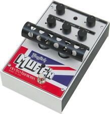 Electro-Harmonix English Muff'n Preamp Tube Distortion Pedal
