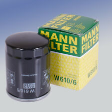 Mann W 610/6 Ölfilter Anschraubfilter Patrone für Honda