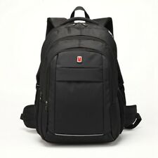 17.3 Black Laptop and SLR Camera Backpack with Tablet/ eReader Pocket Black