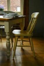 Solid Wood Kitchen Farmhouse Unbranded Chairs