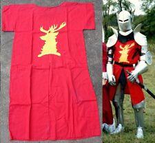 Medieval Knight Sir Coat Elk at Texas Renaissance Festival 100% hand sewn armor