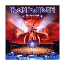 CD Iron Maiden in vivo!
