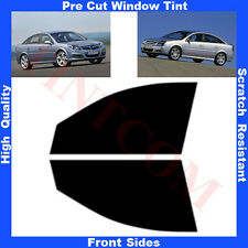 Pre Cut Window Tint Opel Vectra C 5 Doors Hatch 2003-2009 Front Sides Any Shade