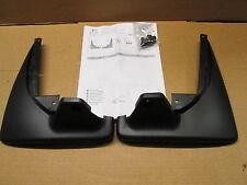 NEW GENUINE SEAT TOLEDO REAR MUDFLAPS 5P5075101 NEW GENUINE SEAT ACCESSORY