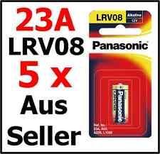 PANASONIC LRV08 / MN21 12V Micro Alkaline Battery Pack of 1