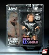 BROCK LESNAR UFC SERIES 4 ROUND 5 COLLECTORS LIMITED EDITION FIGURE - MINT