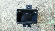 FORD MONDEO MK3 CENTRE CONSOLE BOTTOM SMALL CUBBY HOLE COMPARTMENT COIN HOLDER