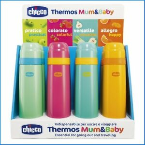 Chicco Thermos Mum & Baby per Liquidi 601831 Colori Assortiti
