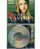 Natasha Thomas - Why does your love hurt so much Maxi CD CD-single Neu